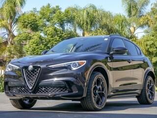New Featured 2018 Alfa Romeo Stelvio QUADRIFOGLIO AWD Sport Utility for sale near you in Santa Barbara, CA