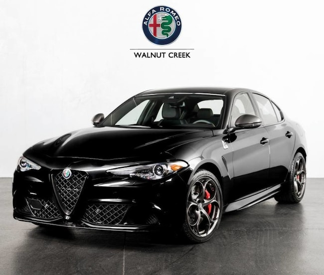 New 2019 Alfa Romeo Giulia For Sale At Alfa Romeo Walnut Creek Vin