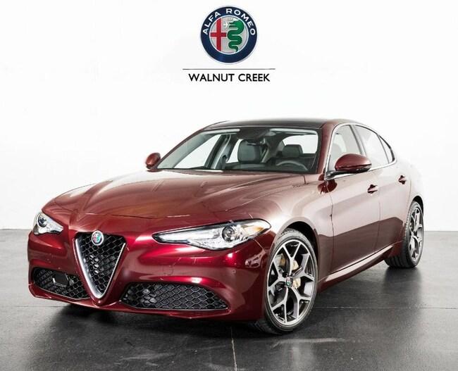 New 2019 Alfa Romeo Giulia For Sale At Alfa Romeo Walnut Creek Vin