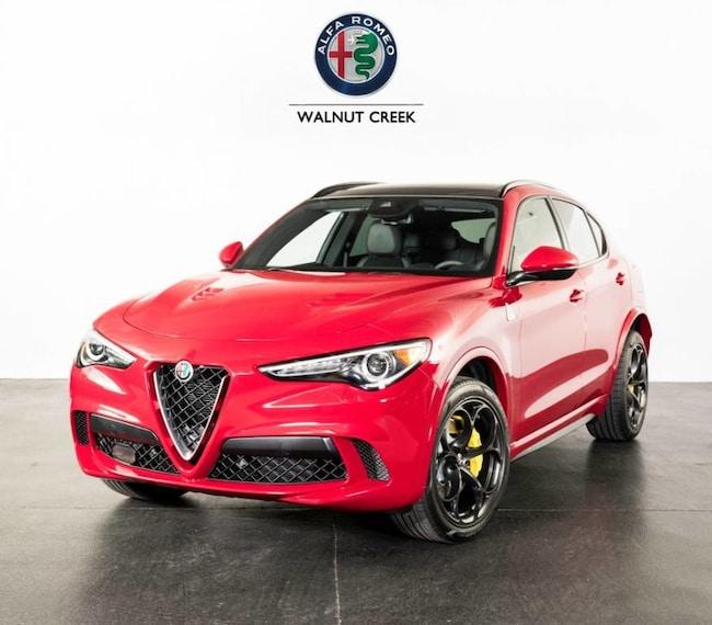 New 2019 Alfa Romeo Stelvio For Sale At Alfa Romeo Walnut Creek