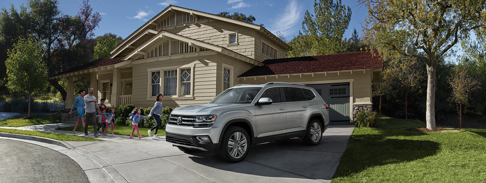 Volkswagen Alhambra is throwing a big party to introduce the new Volkswagen Atlas - and you're invited!