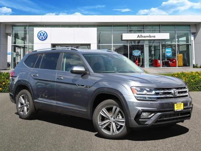2019 Volkswagen Atlas 3.6L V6 SE w/Technology R-Line 4MOTION SUV