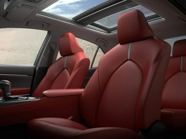 2018 Toyota Camry XSE Interior Leather