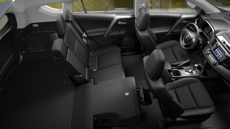 Toyota RAV4 Interior Great Ideas