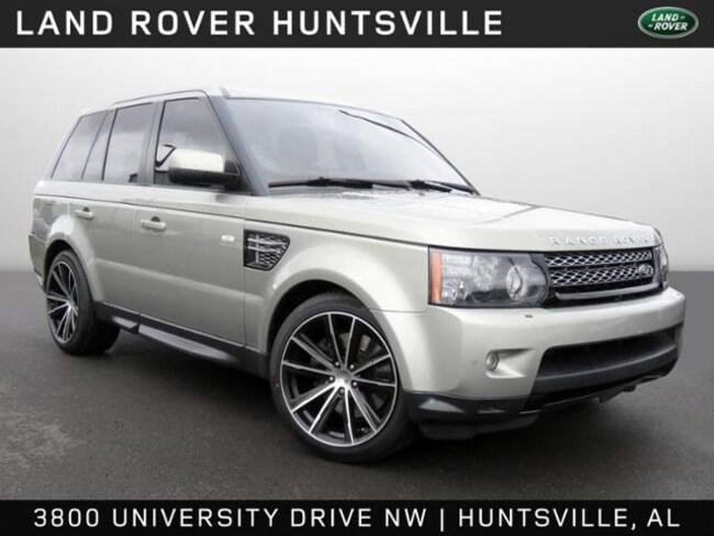 2013 Land Rover Range Rover Sport HSE SUV