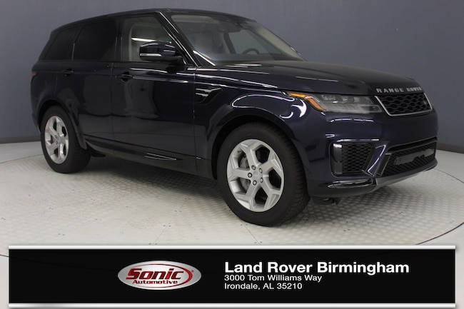 New 2019 Land Rover Range Rover Sport HSE SUV for sale in Irondale, AL