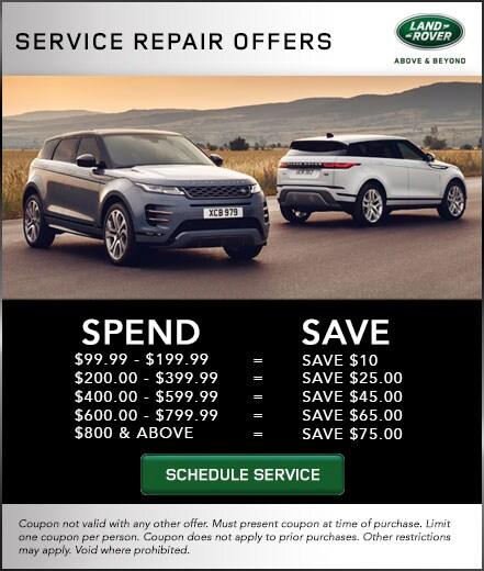 Service Spend & Save