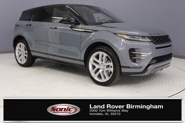 New 2020 Land Rover Range Rover Evoque First Edition SUV for sale in Irondale, AL