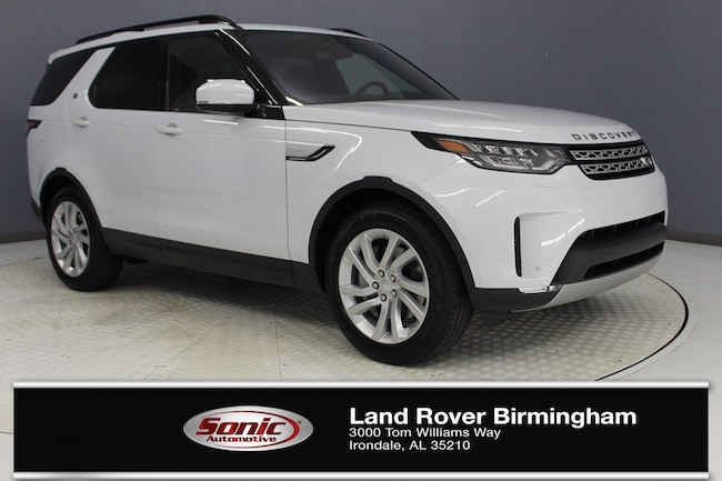 New 2019 Land Rover Discovery HSE SUV for sale in Irondale, AL