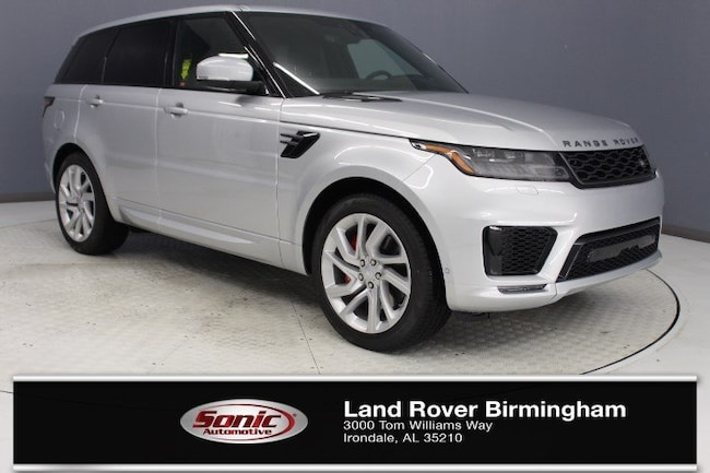 New 2019 Land Rover Range Rover Sport Supercharged Dynamic SUV for sale in Irondale, AL