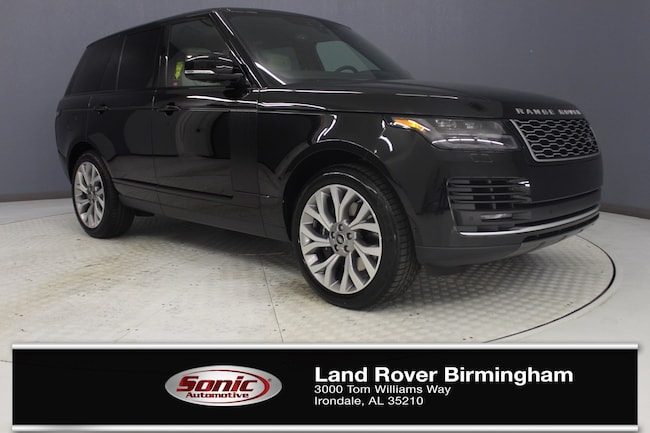 New 2019 Land Rover Range Rover 3.0L V6 Supercharged HSE SUV for sale in Irondale, AL