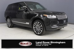 Used 2016 Land Rover Range Rover 5.0L V8 Supercharged SUV for sale in Irondale, AL