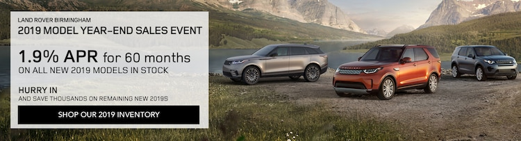 Land Rover Birmingham | Luxury SUV Dealer in Irondale AL