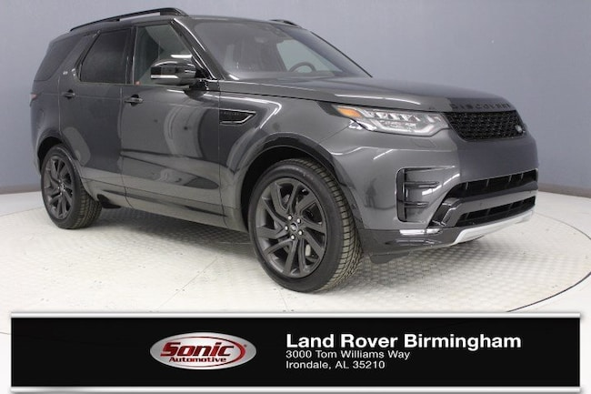 New 2019 Land Rover Discovery HSE LUXURY SUV for sale in Irondale, AL