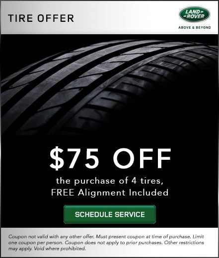 Tire Purchase Offer