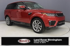 New 2019 Land Rover Range Rover Sport HSE MHEV SUV for sale in Irondale, AL