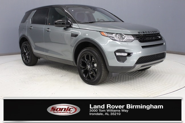 New 2019 Land Rover Discovery Sport HSE SUV for sale in Irondale, AL