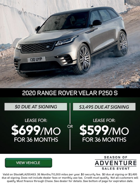 $699 PER MONTH WITH $0 DUE OR $599 PER MONTH WITH $3,495 DUE AT SIGNING