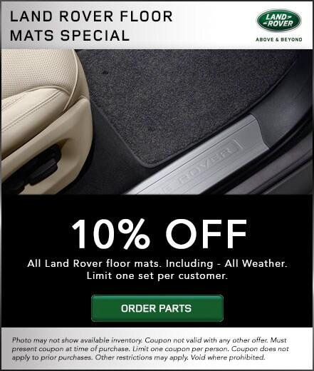 Land Rover Floor Mats