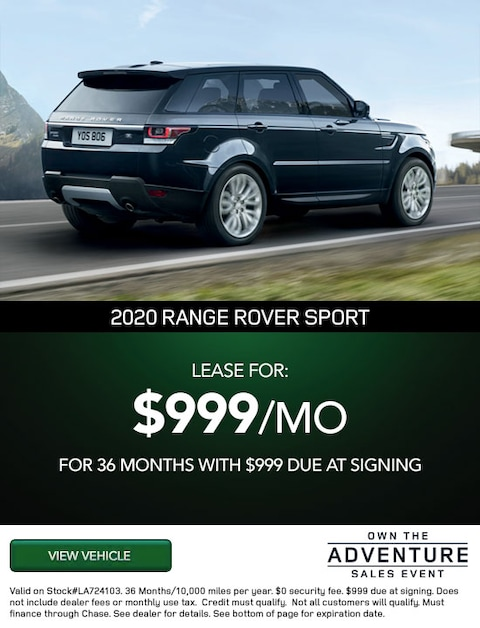 $999 PER MONTH WITH $999 DUE AT SIGNING