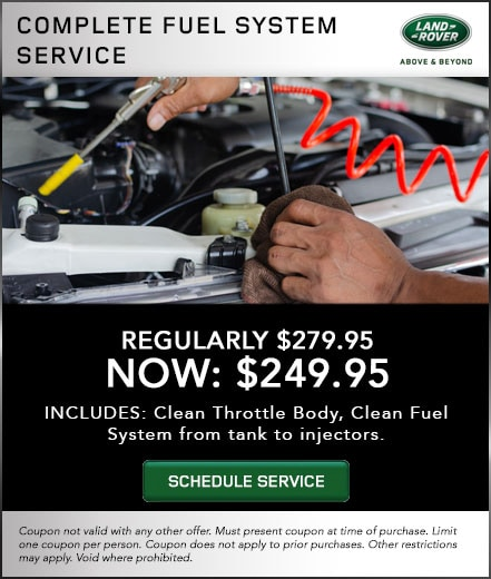 Complete Fuel System Service