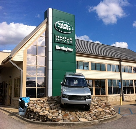 Why Buy From Land Rover Birmingham In Irondale Al