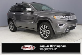 Used 2018 Jeep Grand Cherokee Overland RWD SUV for sale in Irondale, AL