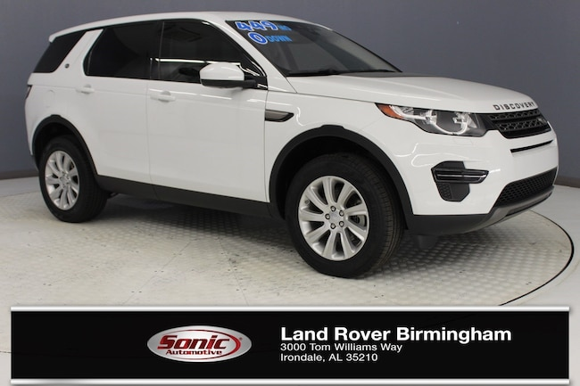 New 2019 Land Rover Discovery Sport SE SUV for sale in Irondale, AL