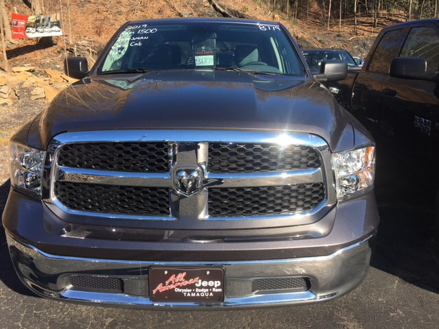 All American Dodge >> New 2019 Ram 1500 Classic For Sale At All American Chrysler Dodge Jeep Ram Vin 1c6rr7kt2ks598779