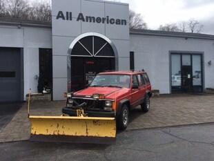 1986 Jeep Cherokee Chief SUV
