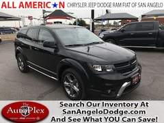 Certified Pre-Owned 2016 Dodge Journey Crossroad SUV San Angelo, TX