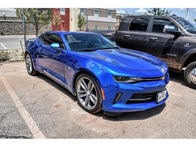 Used 2017 Chevrolet Camaro 1LT Coupe San Angelo, TX