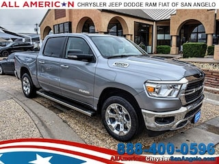 New 2019 Ram 1500 BIG HORN / LONE STAR CREW CAB 4X2 5'7 BOX Crew Cab For sale in San Angelo, TX