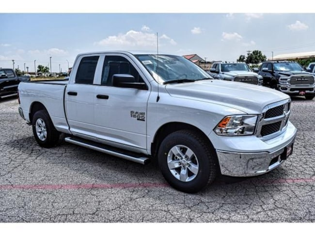 New 2019 Ram 1500 CLASSIC TRADESMAN QUAD CAB 4X2 6'4 BOX Quad Cab San Angelo, TX