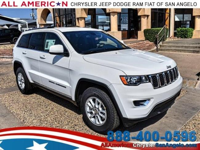New 2018 Jeep Grand Cherokee LAREDO E 4X2 Sport Utility San Angelo, TX