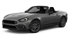 New 2019 FIAT 124 Spider ABARTH Convertible San Angelo, TX