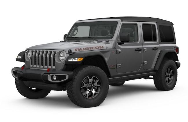 New 2019 Jeep Wrangler UNLIMITED RUBICON 4X4 Sport Utility San Angelo, TX