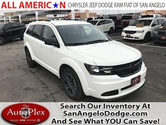 2018 Dodge Journey SE Sport Utility San Angelo, TX