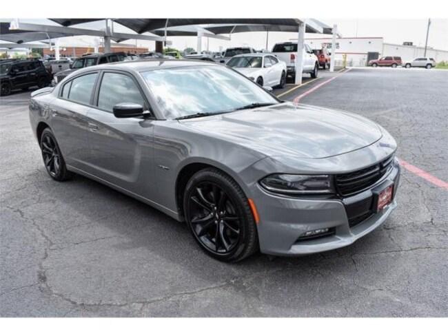 Used 2018 Dodge Charger R/T Sedan San Angelo, TX