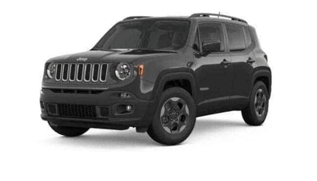 New 2018 Jeep Renegade LATITUDE 4X2 Sport Utility San Angelo, TX