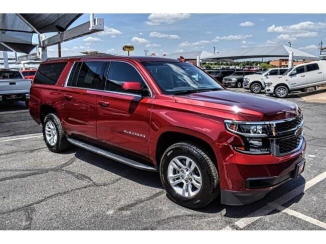 Used 2018 Chevrolet Suburban LT SUV San Angelo, TX