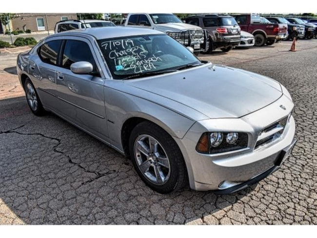 2008 Dodge Charger For Sale >> Used 2008 Dodge Charger Sedan Bright Silver For Sale In San