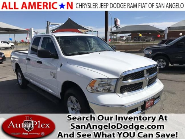 Certified Pre-Owned 2019 Ram 1500 Classic Tradesman Truck Quad Cab San Angelo