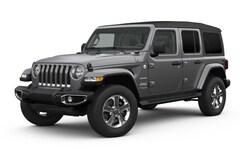 New 2019 Jeep Wrangler UNLIMITED SAHARA 4X4 Sport Utility San Angelo, TX