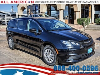 New 2018 Chrysler Pacifica L Passenger Van San Angelo, TX