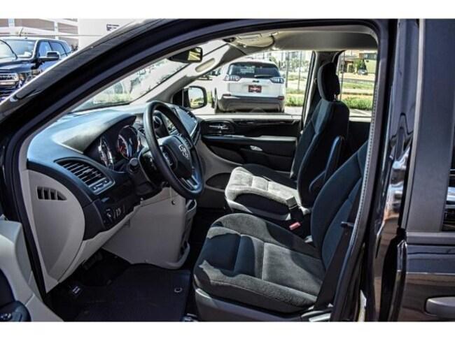 New 2019 Dodge Grand Caravan Passenger Van Black Onyx Crystal