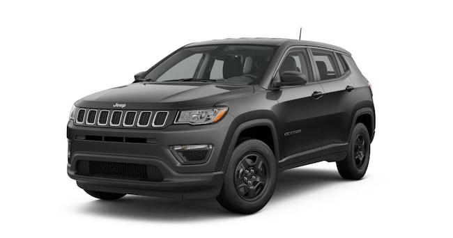 New 2019 Jeep Compass SPORT FWD Sport Utility San Angelo, TX