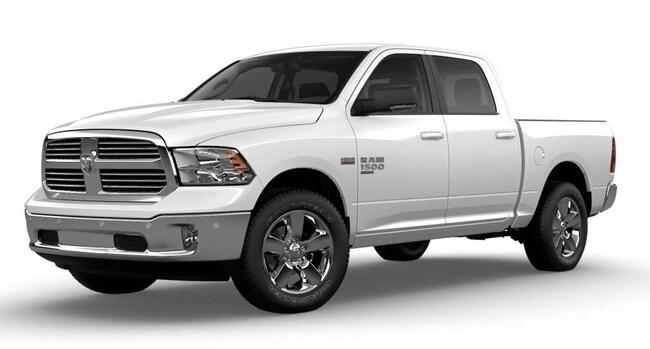 New 2019 Ram 1500 CLASSIC LONE STAR CREW CAB 4X4 5'7 BOX Crew Cab San Angelo, TX