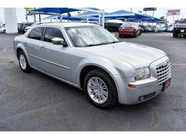 Used 2010 Chrysler 300 Touring/Signature Series/Executive Series Sedan San Angelo, TX