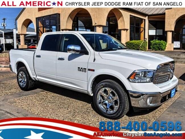 New 2018 Ram 1500 LARAMIE CREW CAB 4X4 5'7 BOX Crew Cab San Angelo, TX
